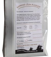 Espresso Zum Kuckuck